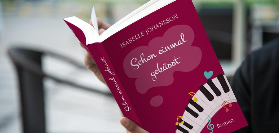 Schon einmal geküsst - Roman von Isabelle Johansson